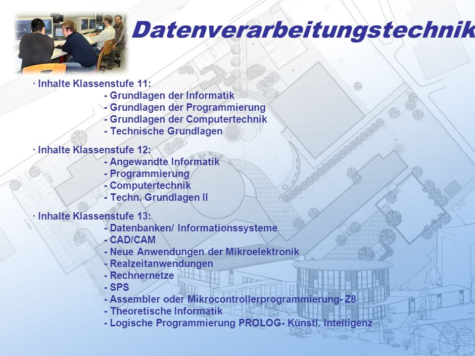 Datenverarbeitungstechnik