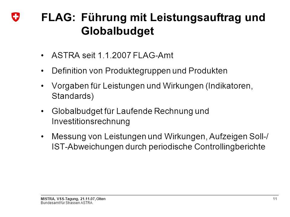 FLAG: Führung mit Leistungsauftrag und Globalbudget