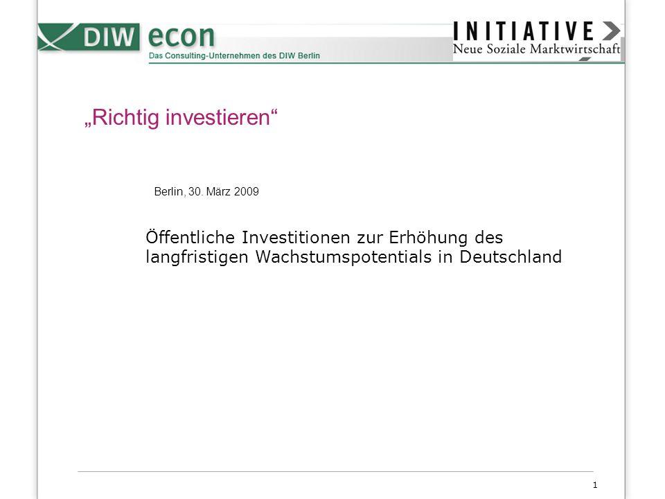 """""""Richtig investieren"""