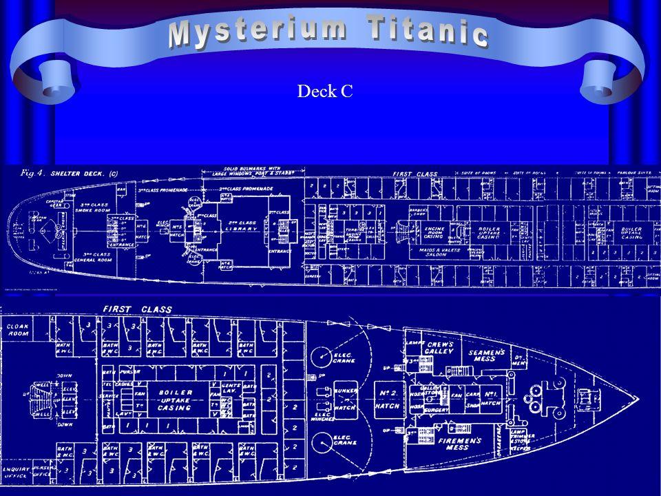 Mysterium Titanic Deck C