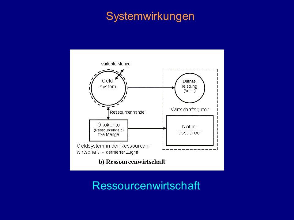 Systemwirkungen Ressourcenwirtschaft