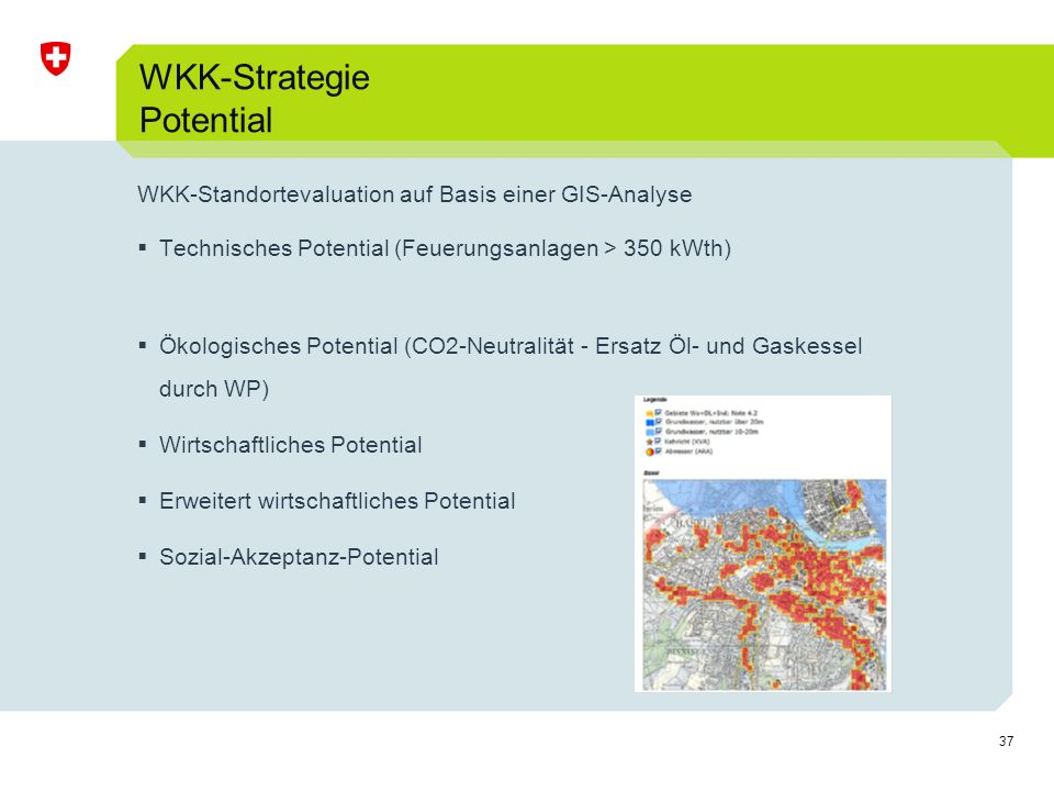 WKK-Strategie Potential