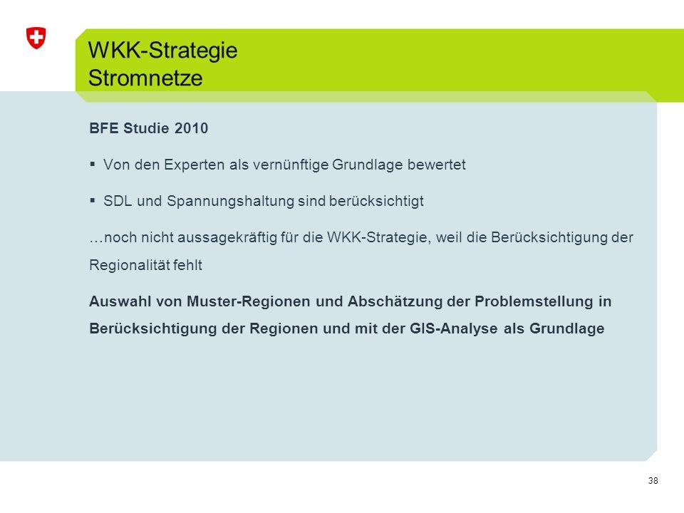 WKK-Strategie Stromnetze