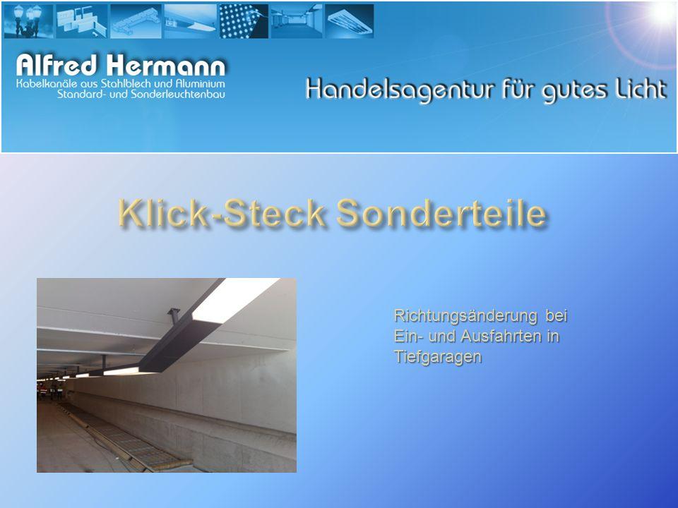 Klick-Steck Sonderteile