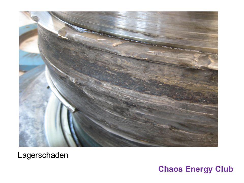 Lagerschaden Chaos Energy Club