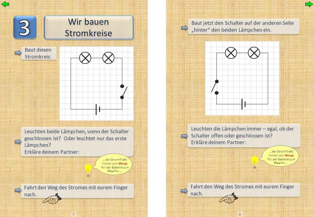 Berühmt 3 Wege Schalter Mit 3 Leuchten Zeitgenössisch - Elektrische ...