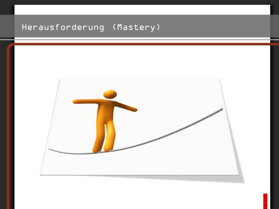 Herausforderung (Mastery)