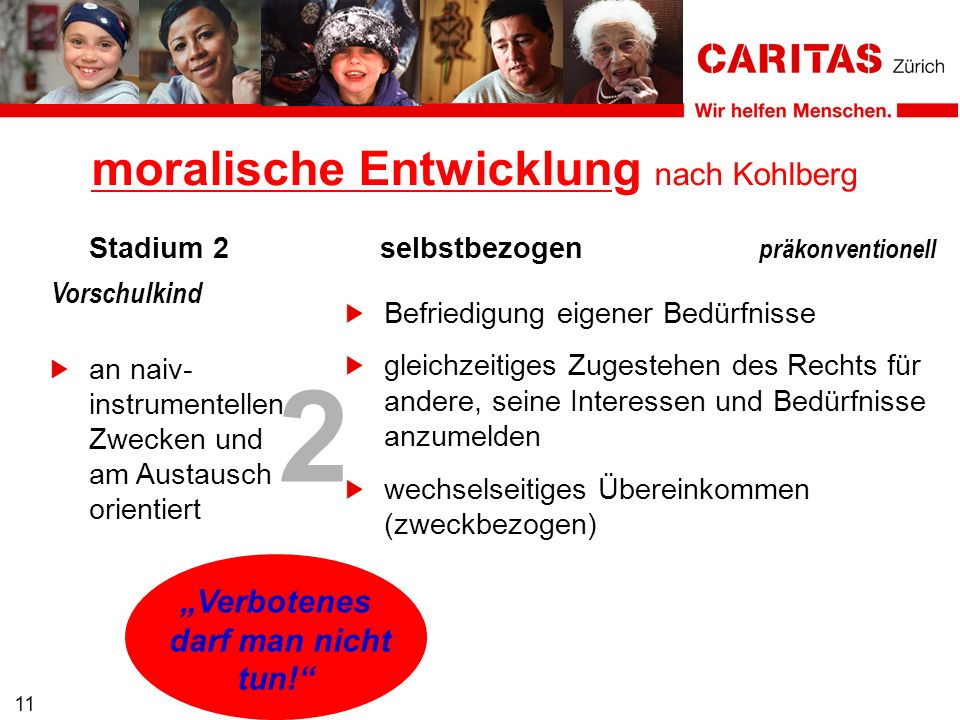 """""""Verbotenes darf man nicht tun!"""