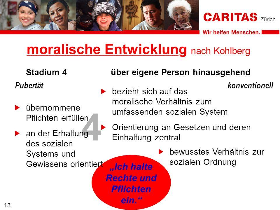 """""""Ich halte Rechte und Pflichten ein."""