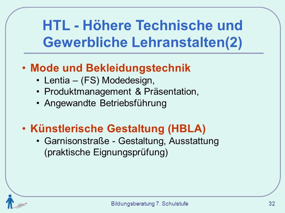 HTL - Höhere Technische und