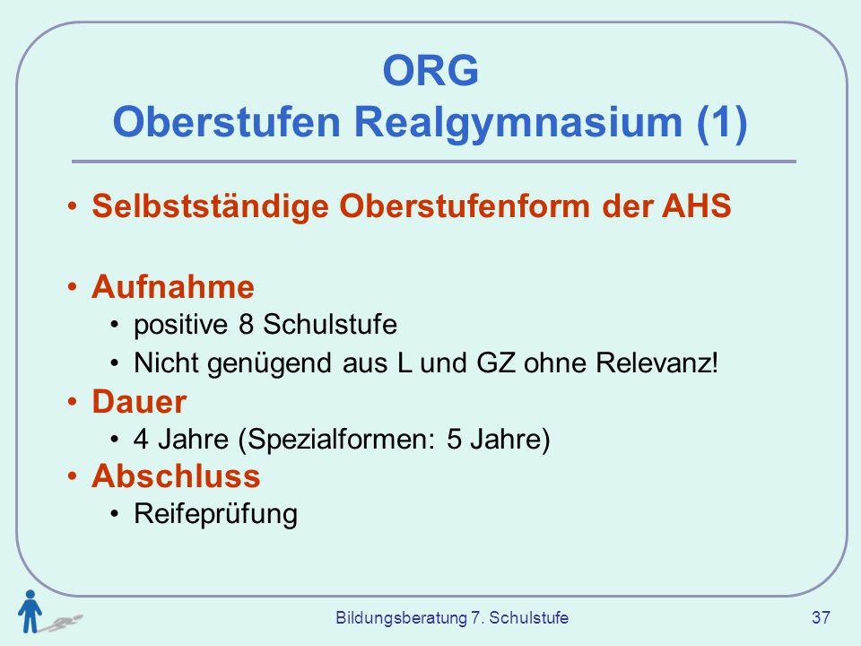 Oberstufen Realgymnasium (1)