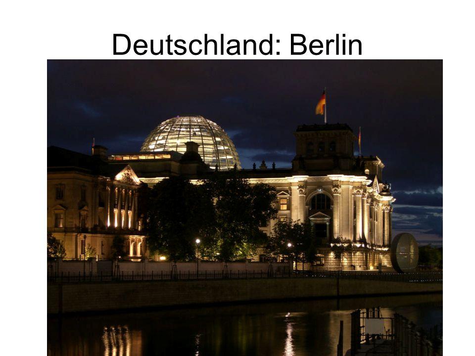 Deutschland: Berlin