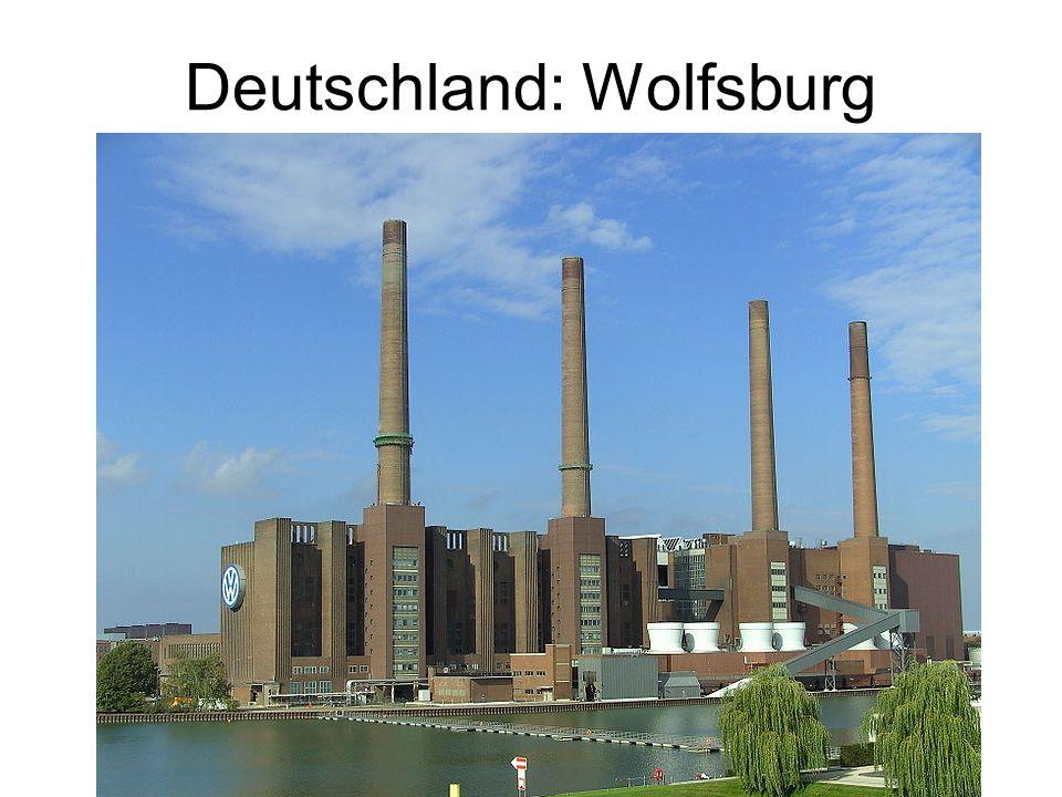 Deutschland: Wolfsburg