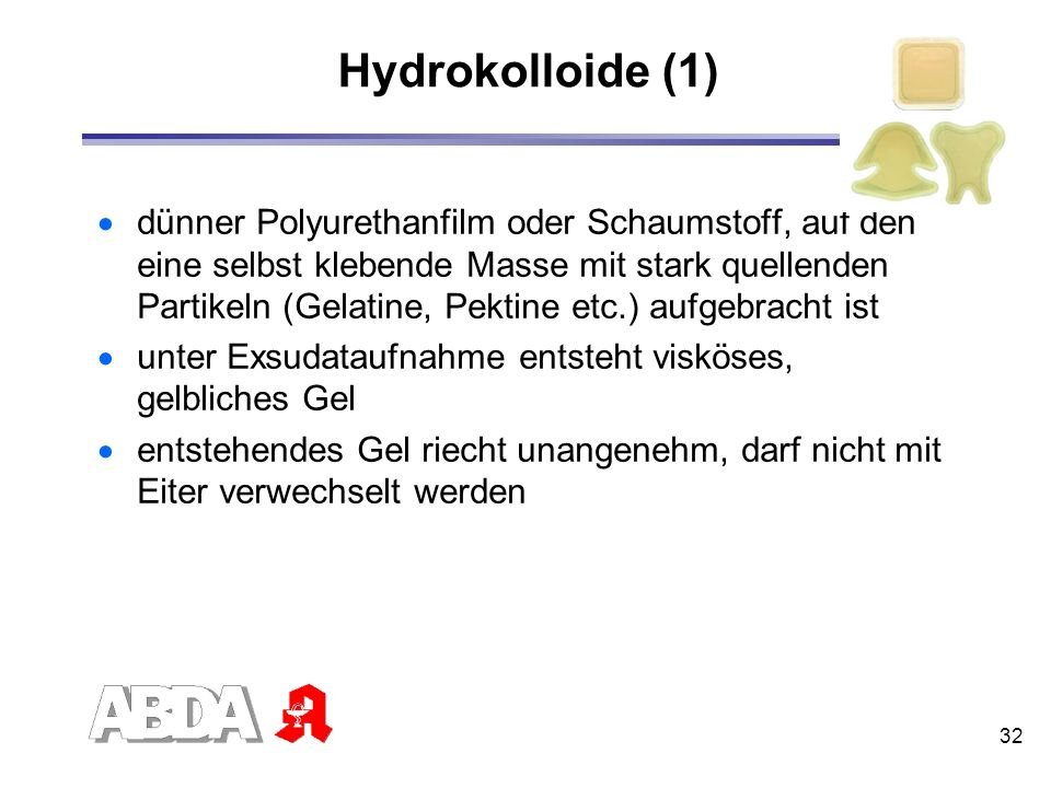 Hydrokolloide (1)