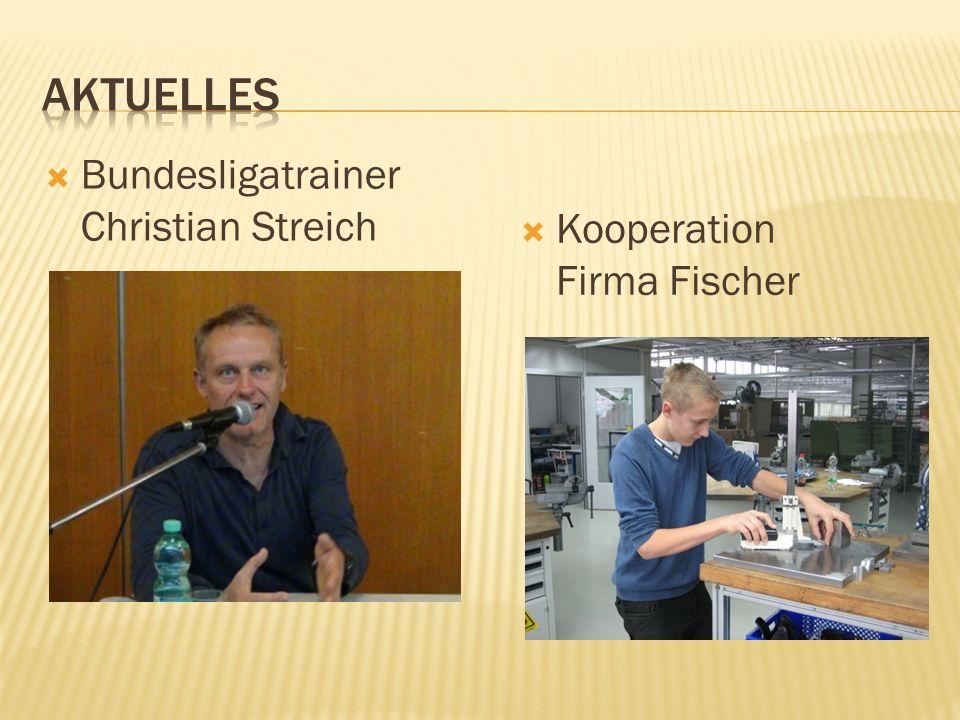 Aktuelles Bundesligatrainer Christian Streich