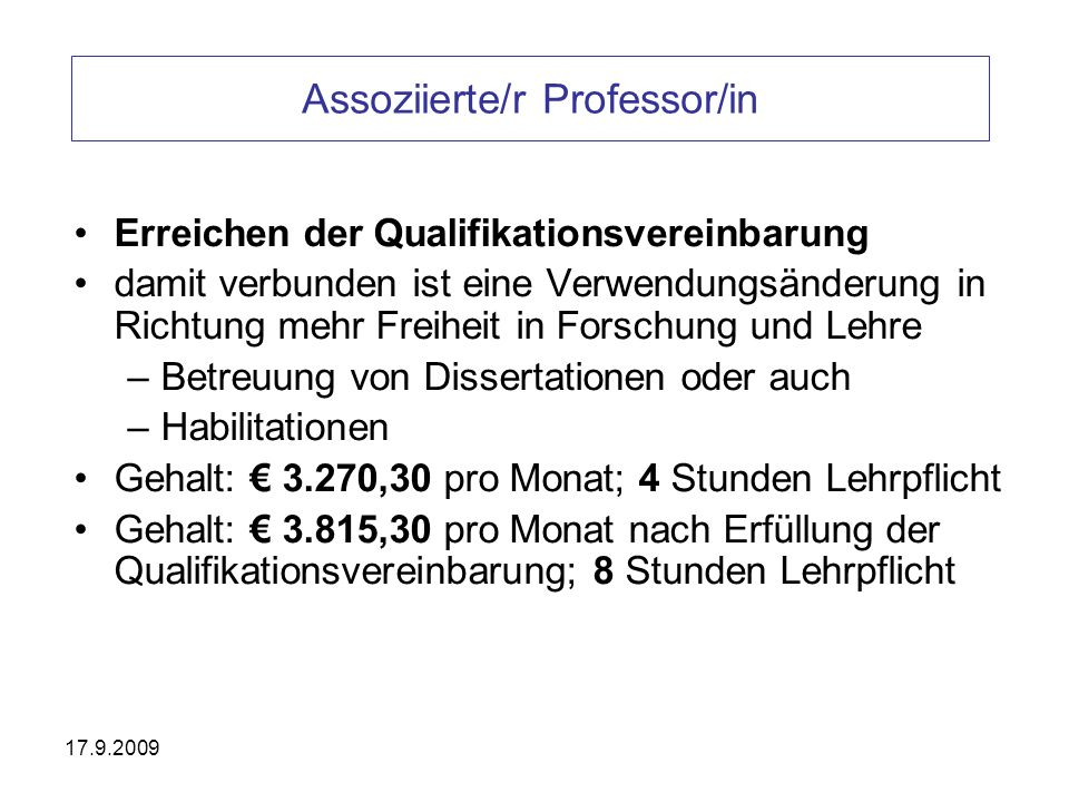 Assoziierte/r Professor/in