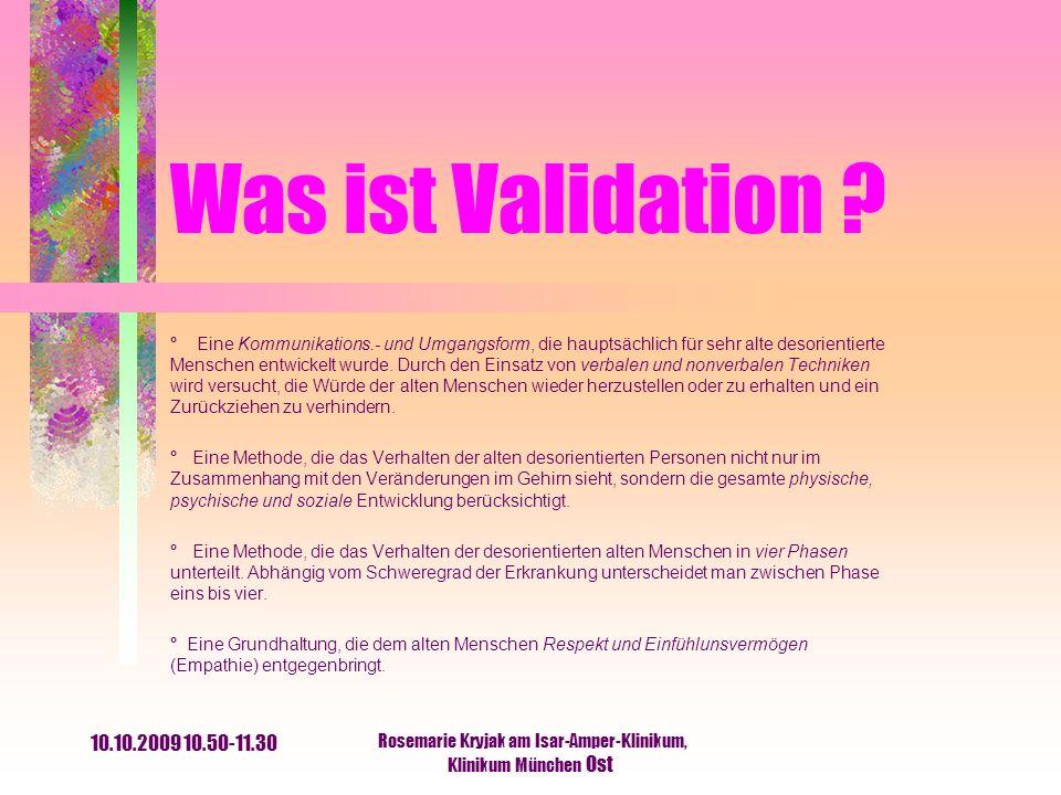 Rosemarie Kryjak am Isar-Amper-Klinikum, Klinikum München Ost