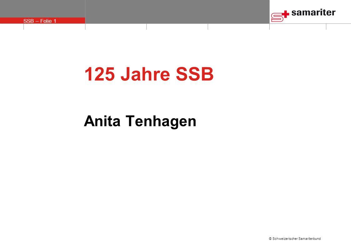 125 Jahre SSB Anita Tenhagen