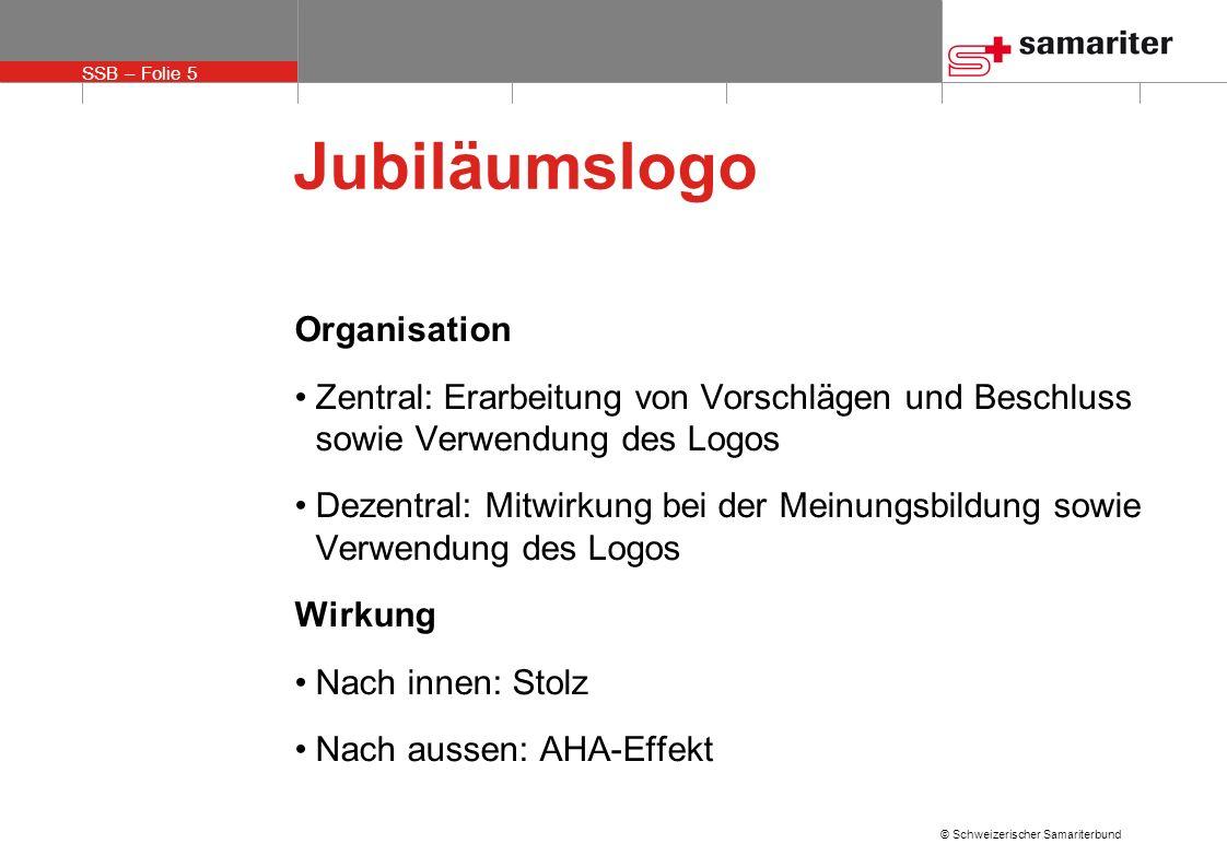 Jubiläumslogo Organisation