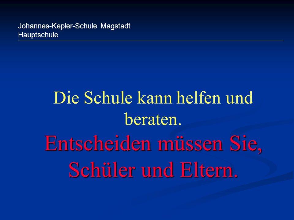 Johannes-Kepler-Schule Magstadt
