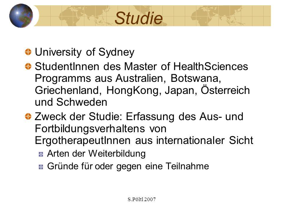 Studie University of Sydney
