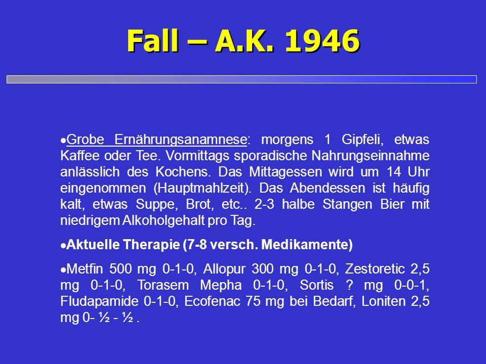 Fall – A.K. 1946
