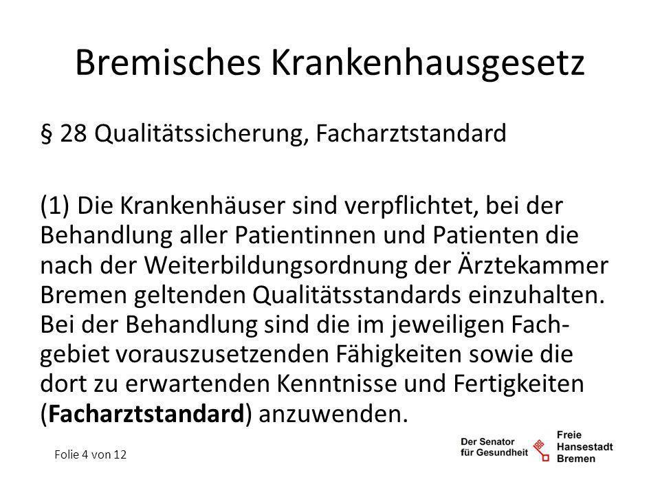 Bremisches Krankenhausgesetz