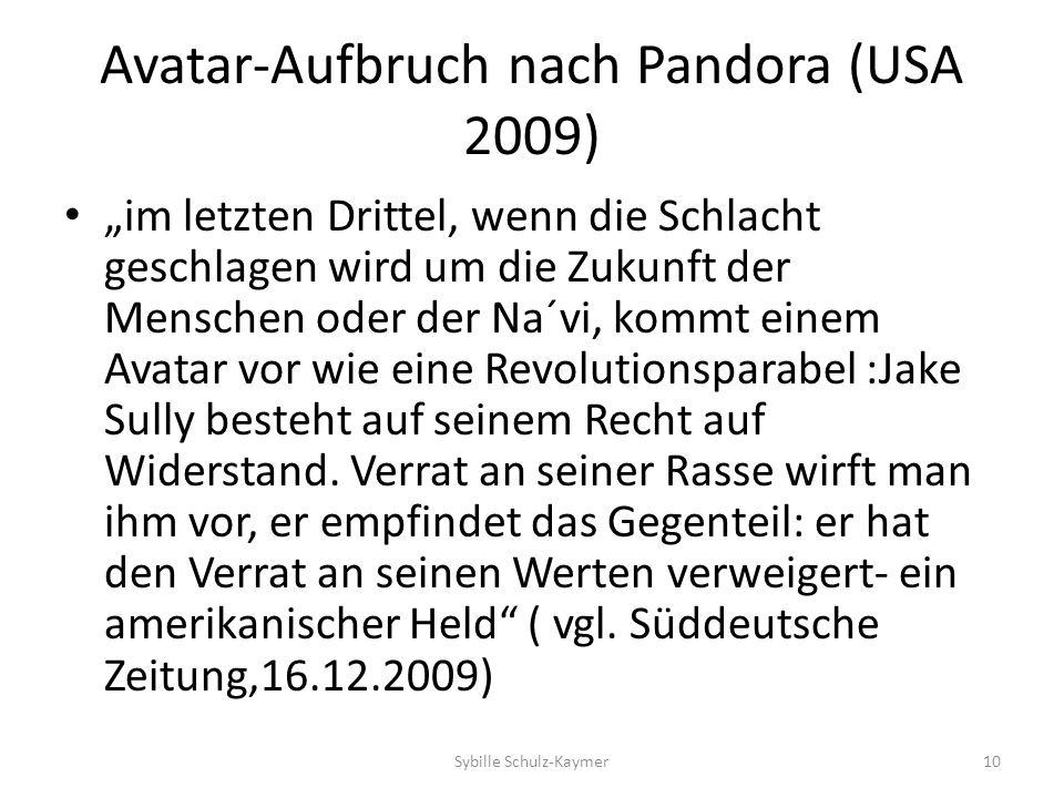 Avatar-Aufbruch nach Pandora (USA 2009)
