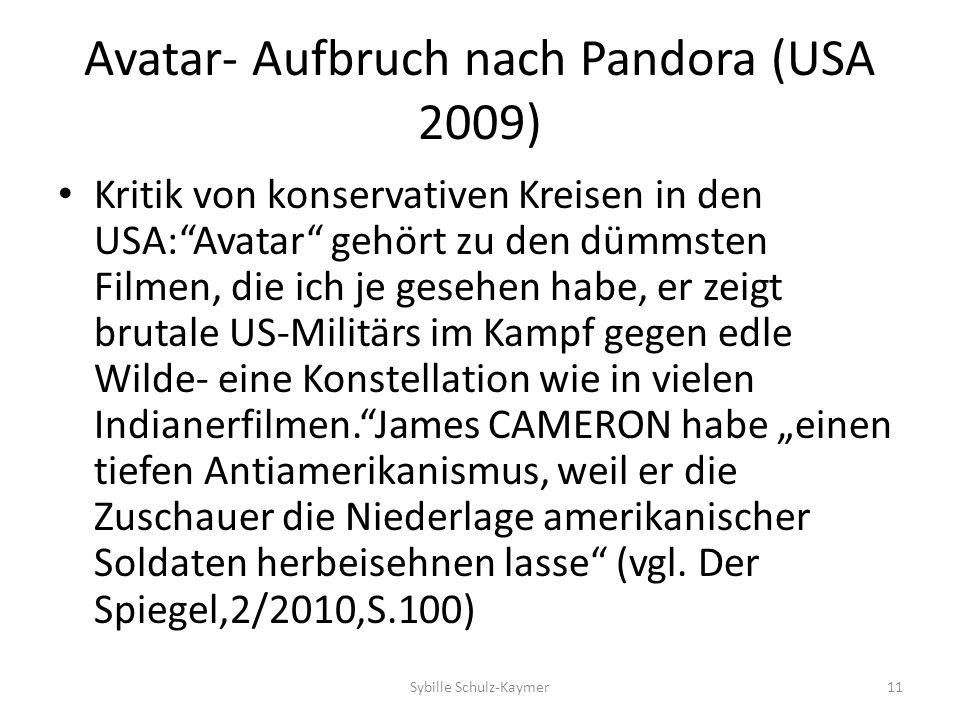 Avatar- Aufbruch nach Pandora (USA 2009)