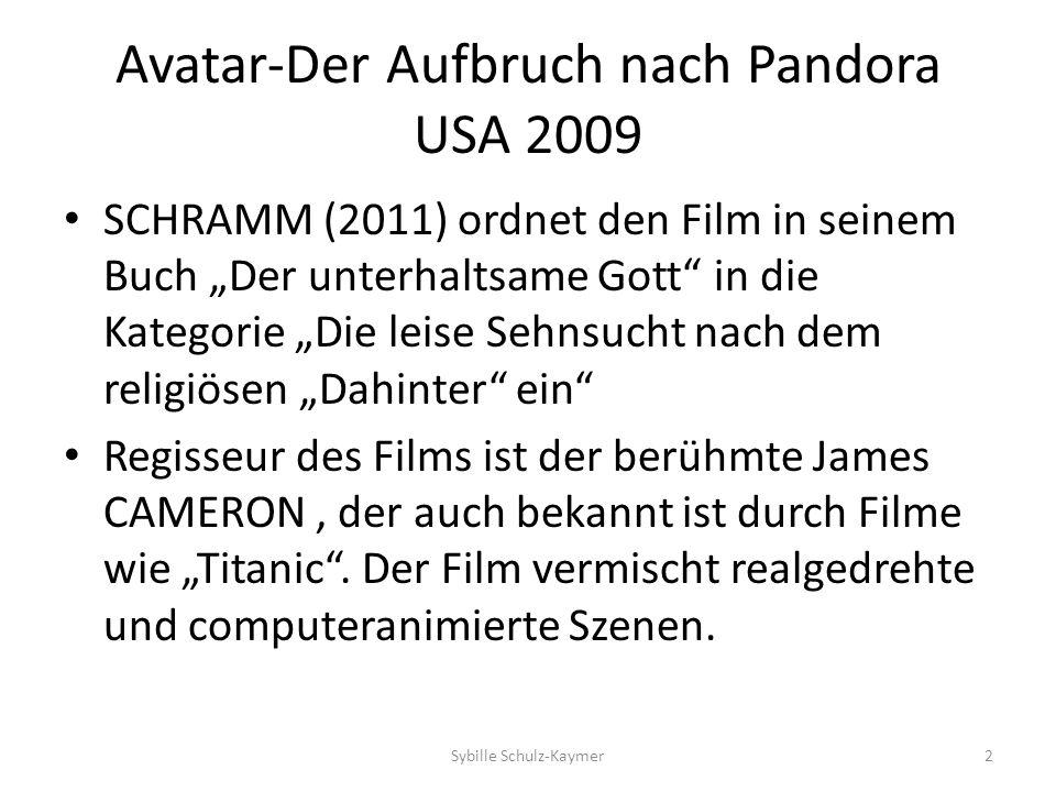 Avatar-Der Aufbruch nach Pandora USA 2009