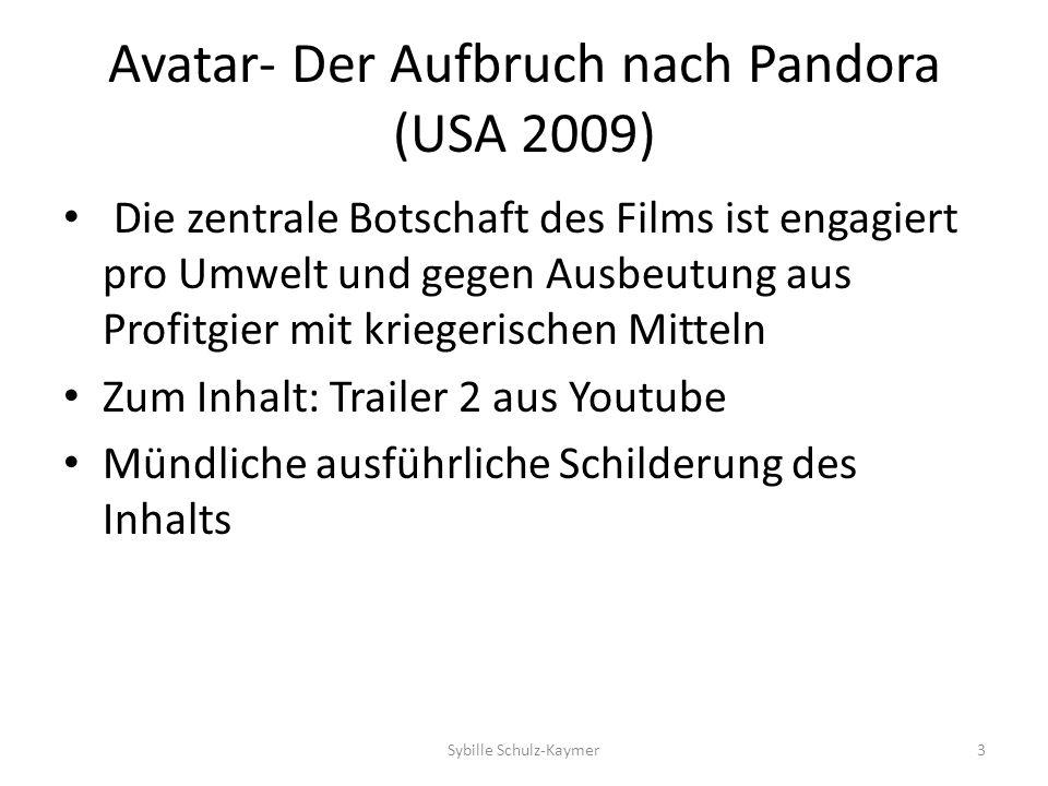 Avatar- Der Aufbruch nach Pandora (USA 2009)