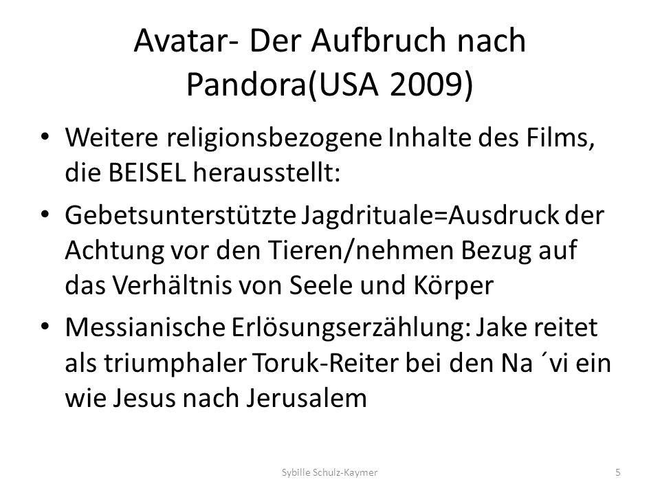 Avatar- Der Aufbruch nach Pandora(USA 2009)