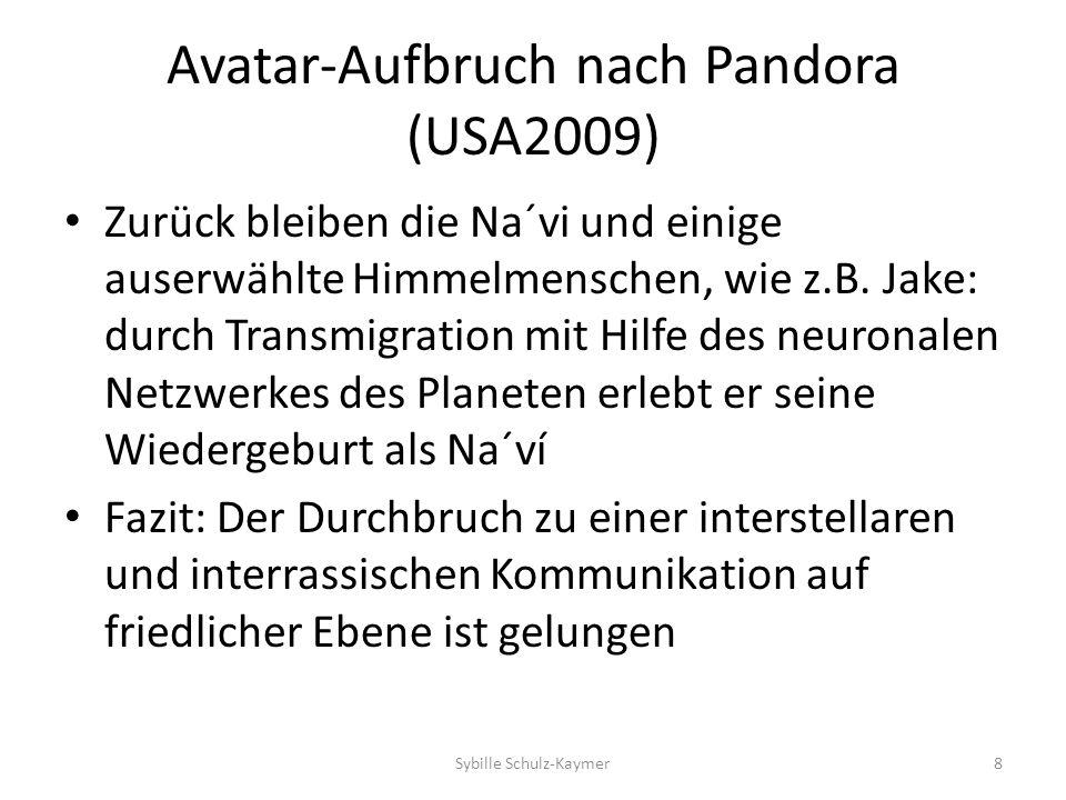 Avatar-Aufbruch nach Pandora (USA2009)