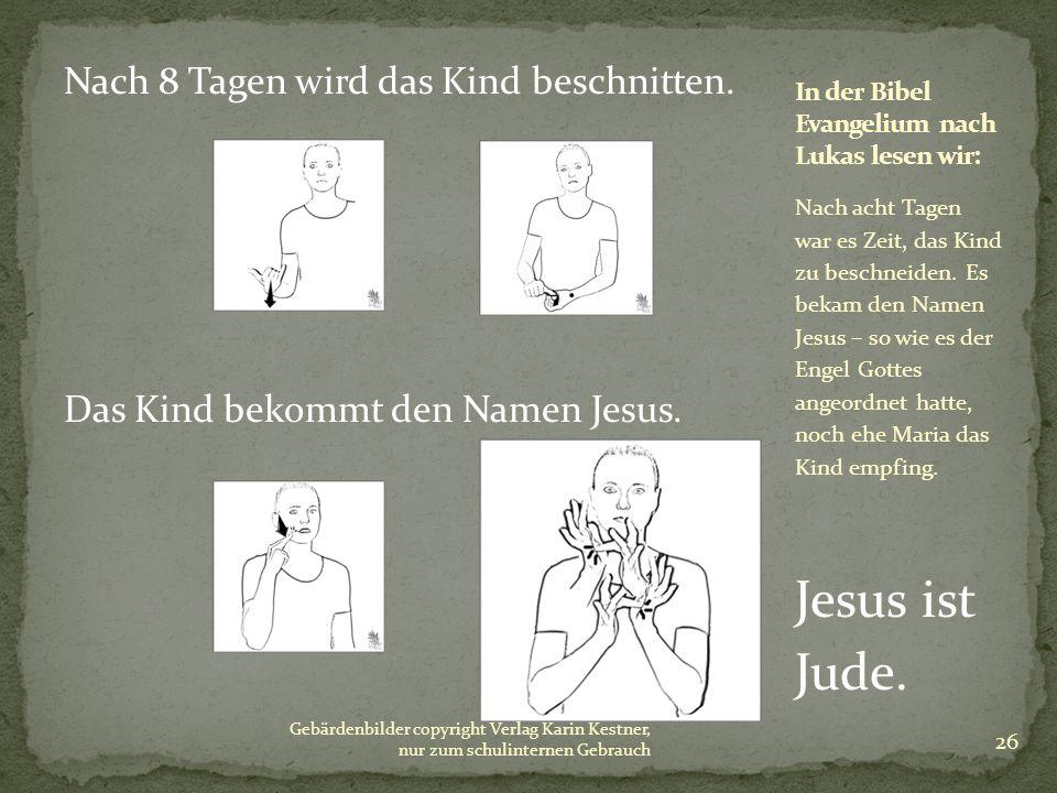 In der Bibel Evangelium nach Lukas lesen wir: