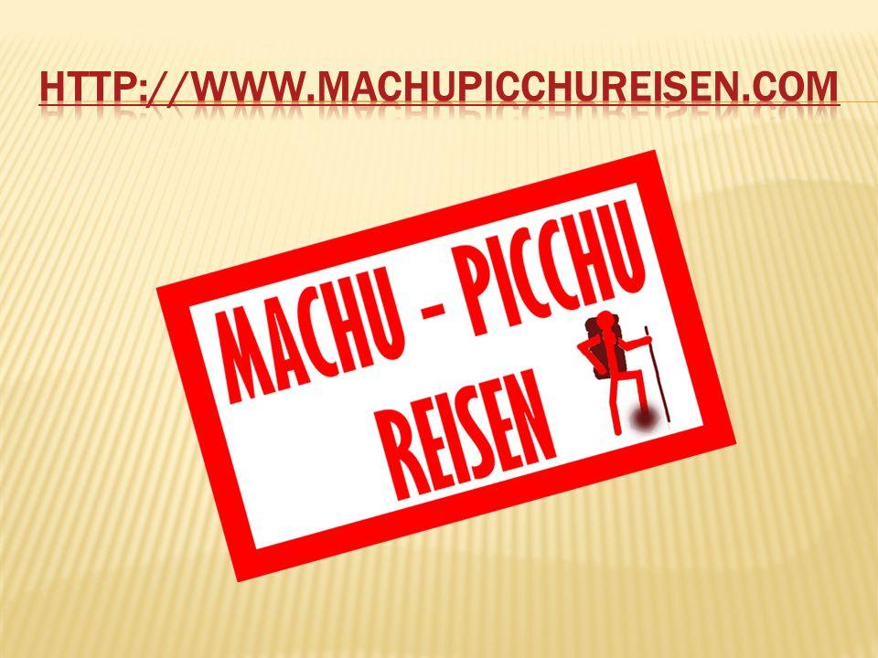 http://www.machupicchureisen.com