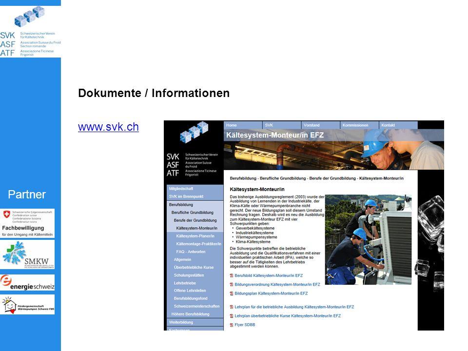 Dokumente / Informationen