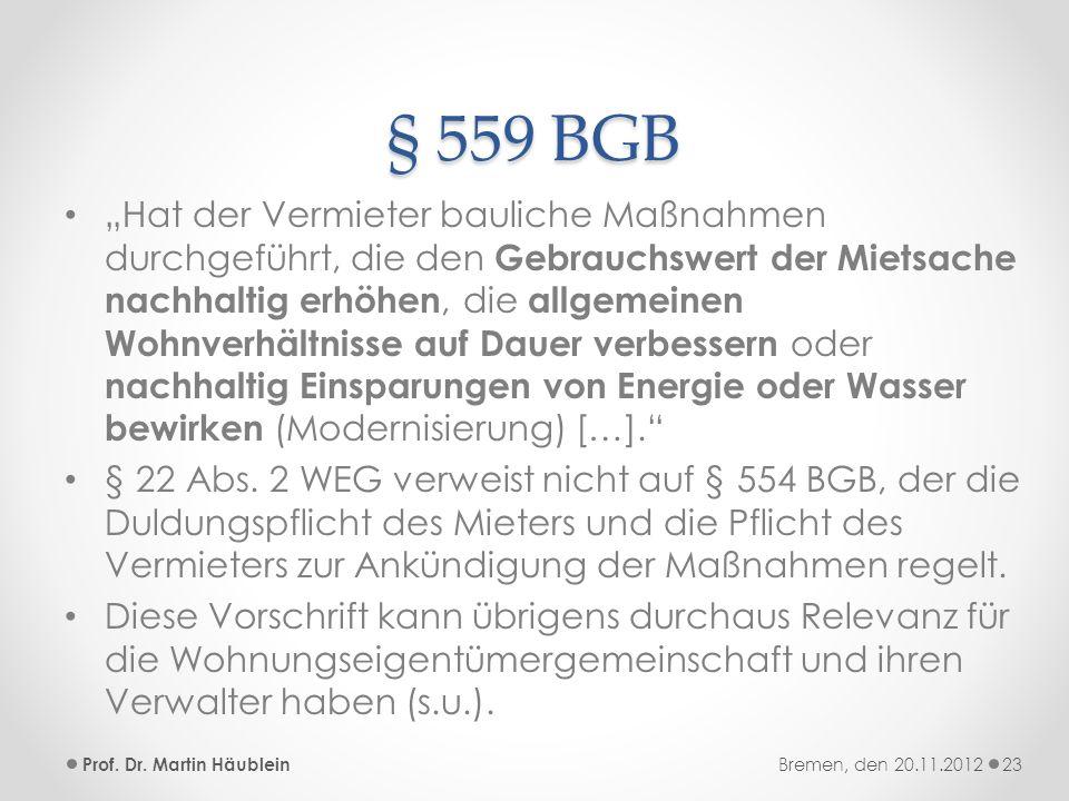 § 559 BGB