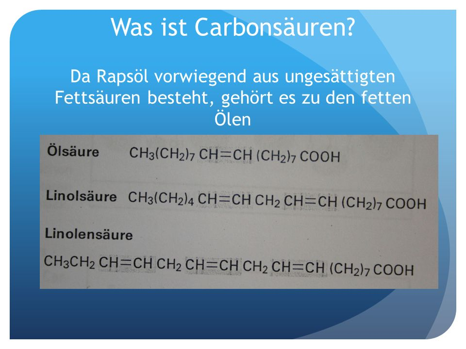 Was ist Carbonsäuren.