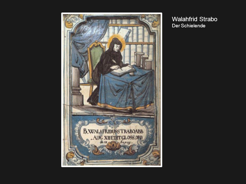Walahfrid Strabo Der Schielende