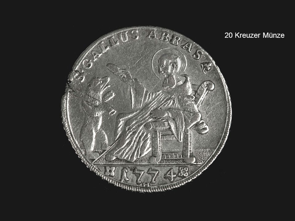 20 Kreuzer Münze