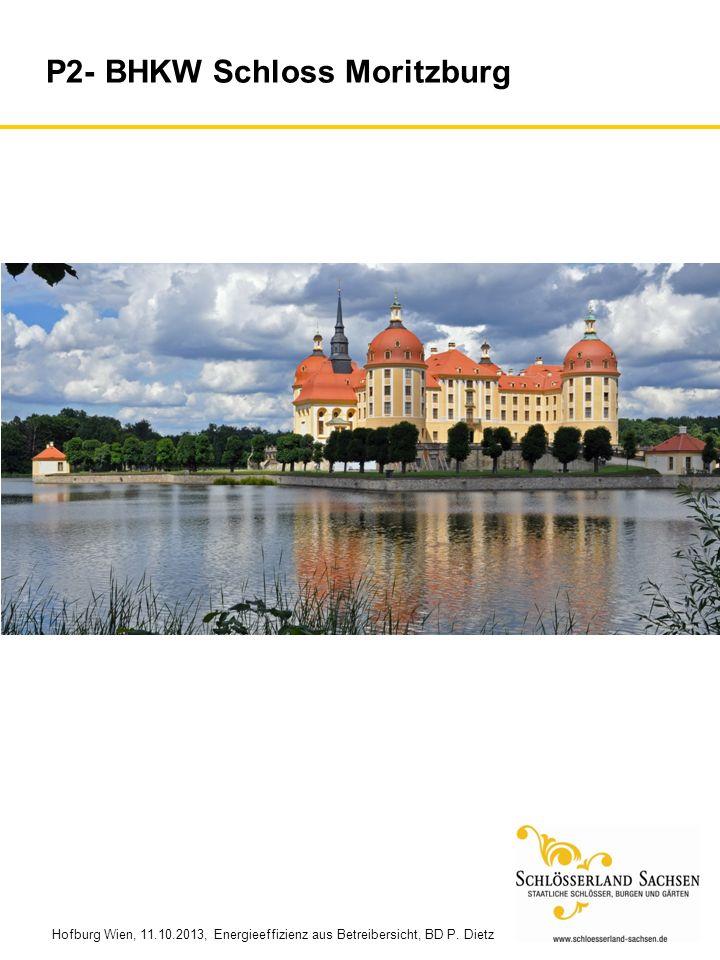 P2- BHKW Schloss Moritzburg