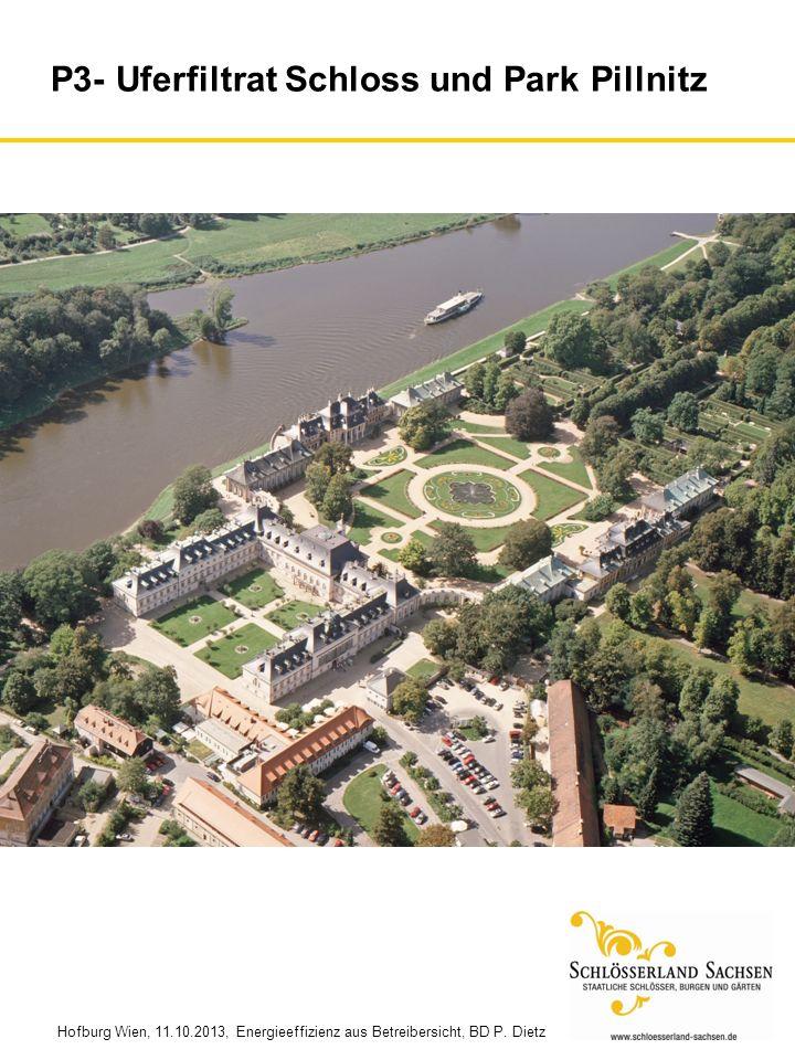 P3- Uferfiltrat Schloss und Park Pillnitz