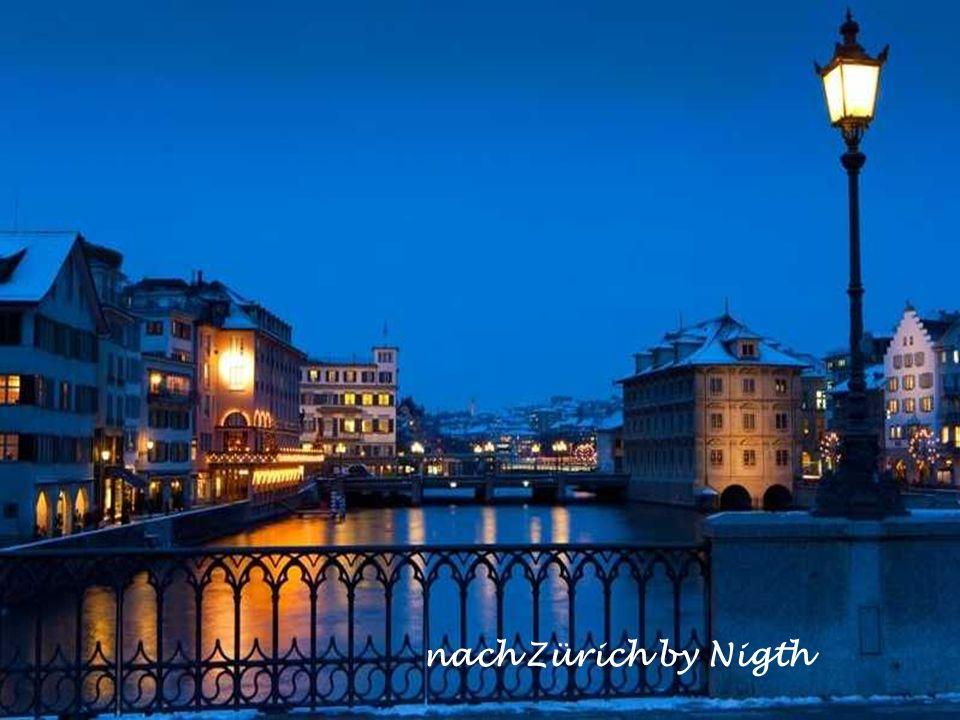 nach Zürich by Nigth