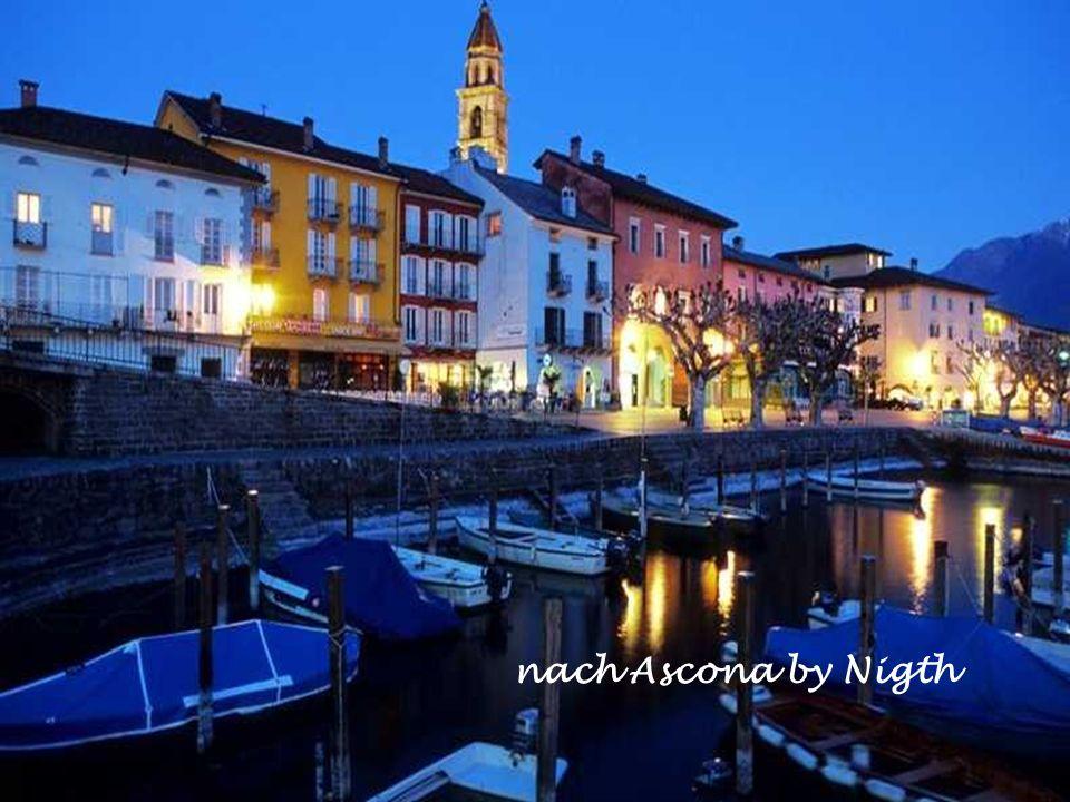 nach Ascona by Nigth