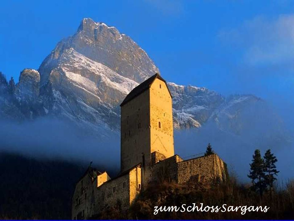 zum Schloss Sargans