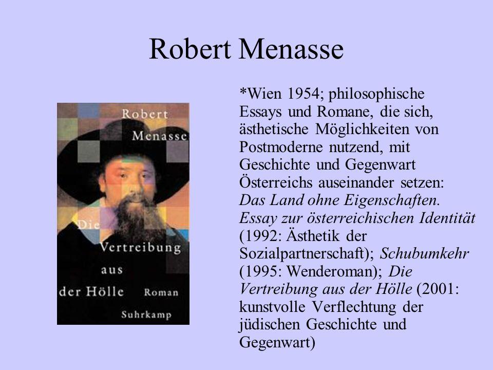 Robert Menasse
