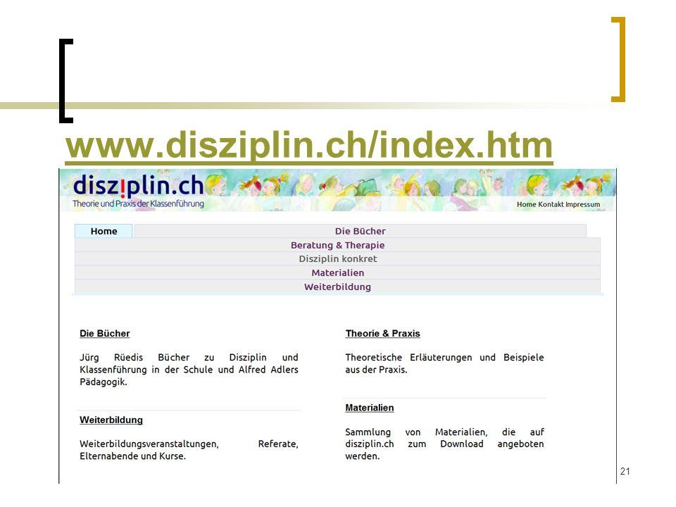 www.disziplin.ch/index.htm