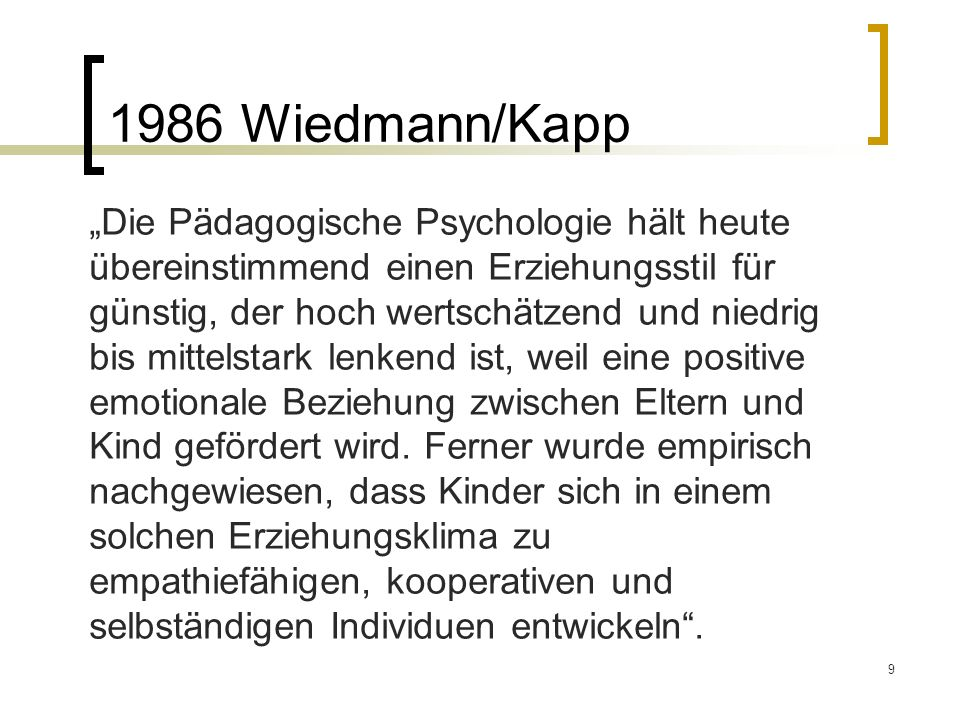 1986 Wiedmann/Kapp
