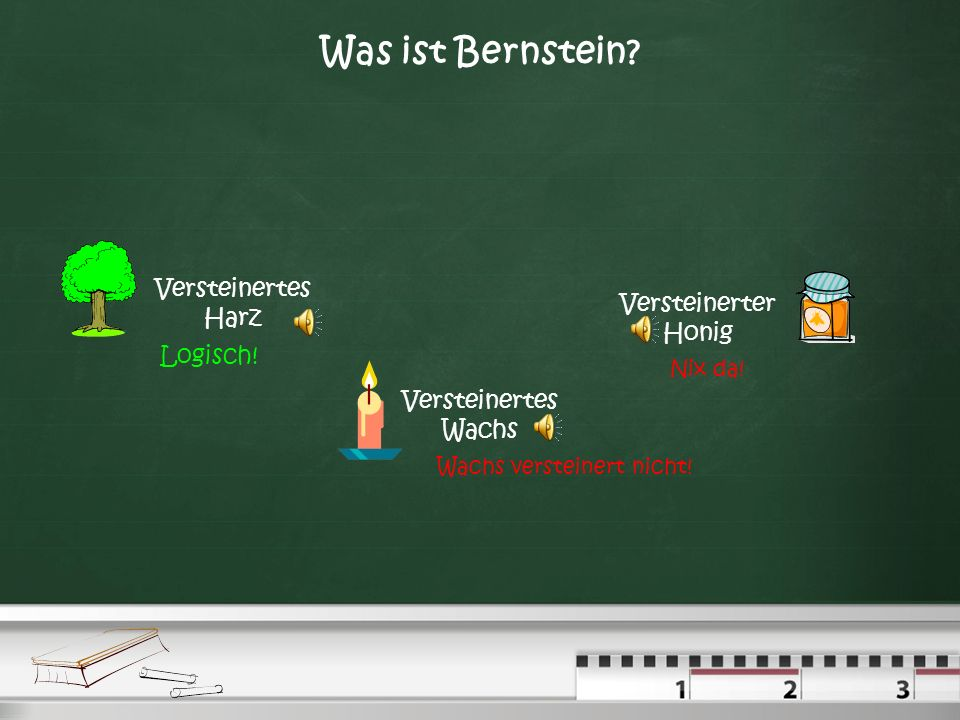 Was ist Bernstein Versteinertes Harz Versteinerter Honig Logisch!