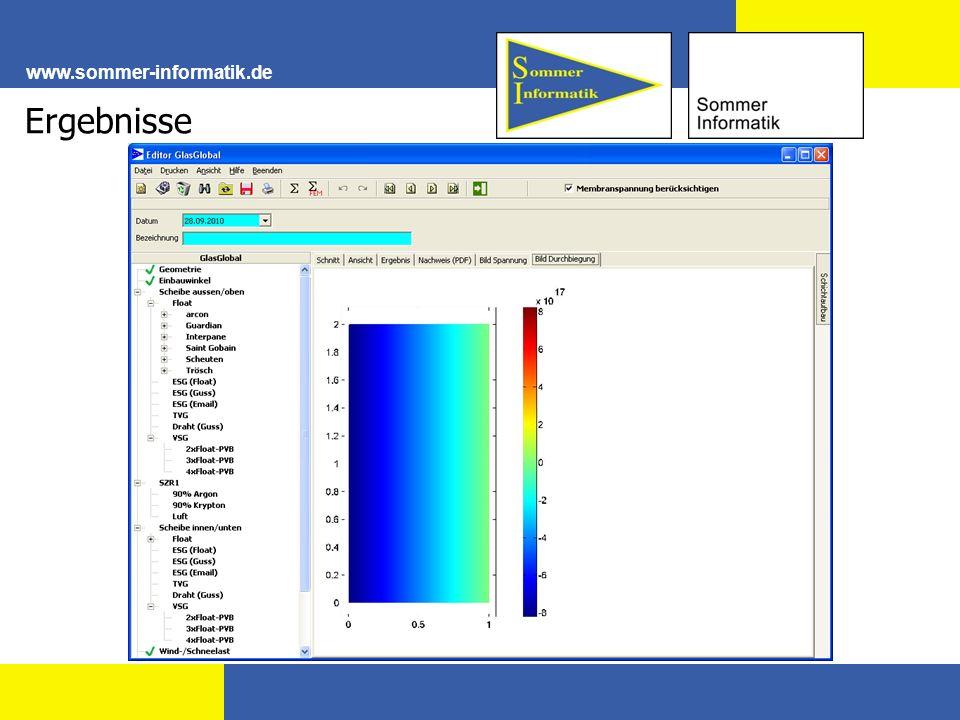 Ergebnisse www.sommer-informatik.de